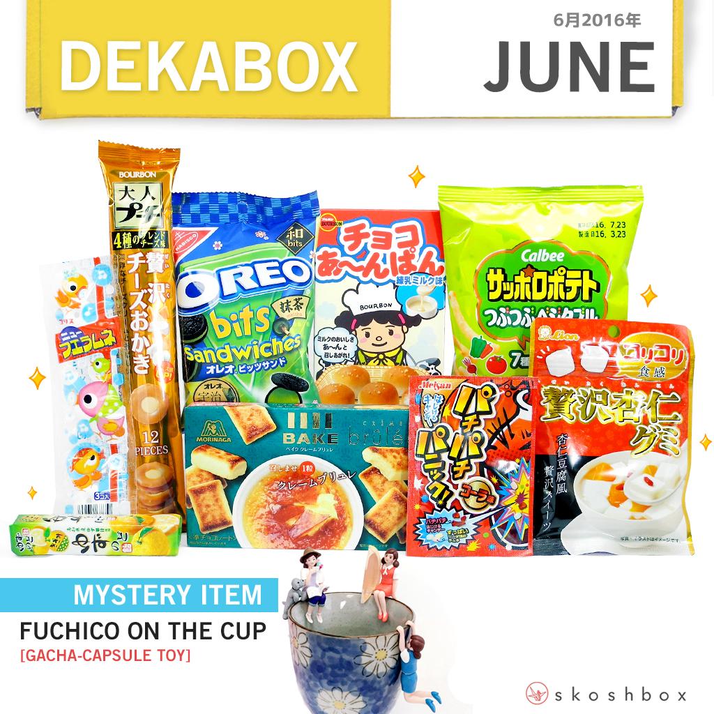 June 2016 Dekabox