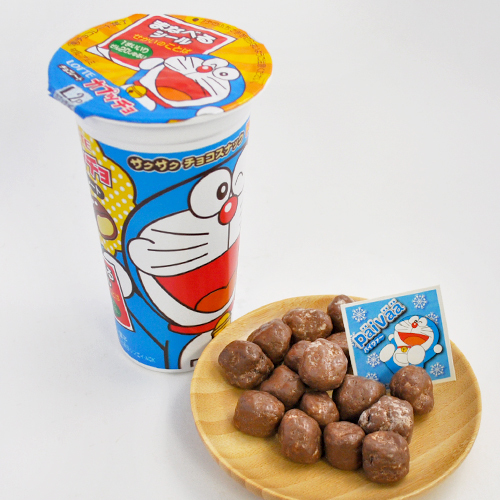 Doraemon Capuccho Chocolate