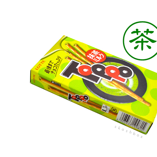 Toppo: Matcha Green Tea