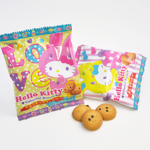 Hello Kitty Bunny Cookies