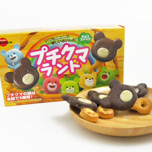Puchi Kuma Land Cookies