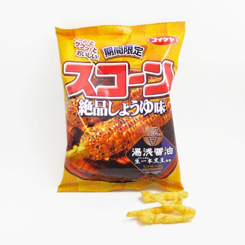 S'Corn Puff: Shoyu