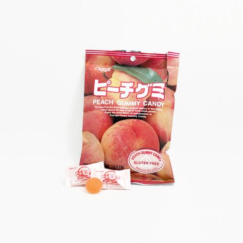 Kasugai Gummy: Peach