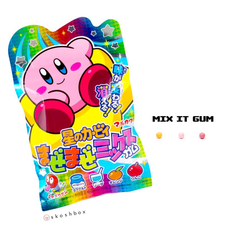 Kirby Mixit Bubblegum
