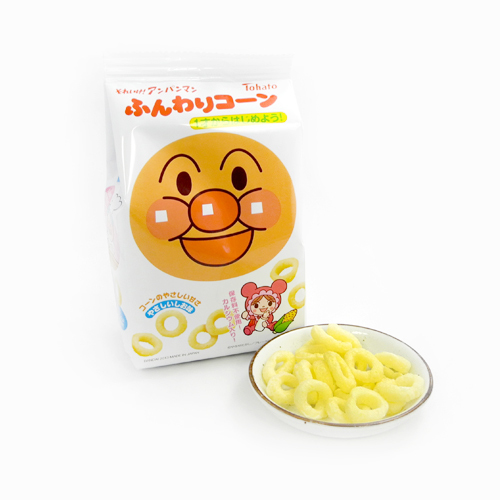 Anpanman Corn Rings (Large)