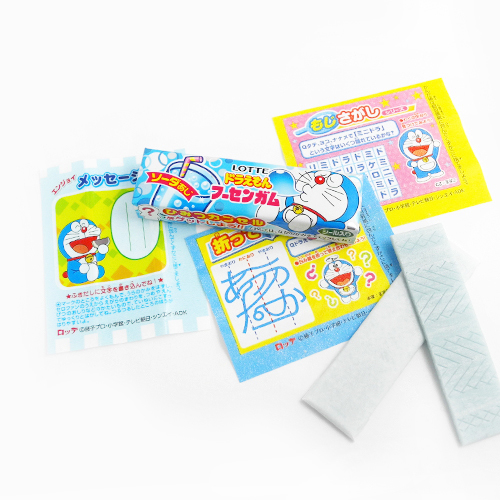 Doraemon BubbleGum