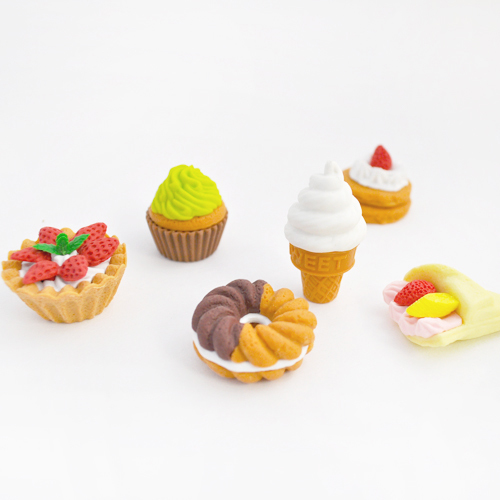 Tokyo Sweets Erasers