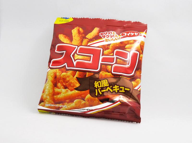 S'Corn Puff: Japanese BBQ