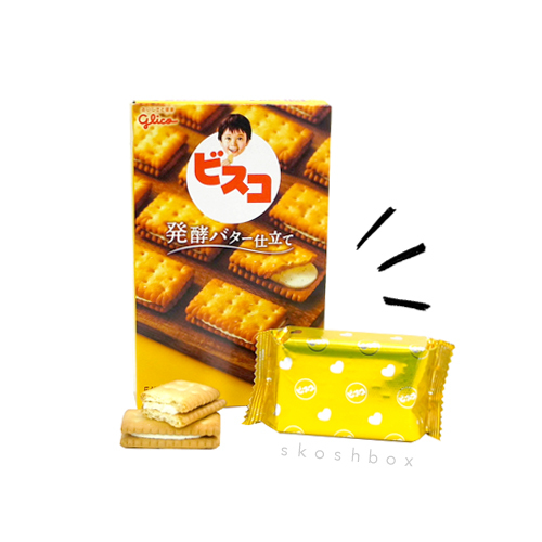 Bisco: Premium Butter Biscuits