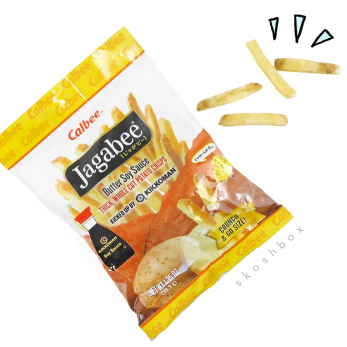 Jagabee: Butter Shoyu
