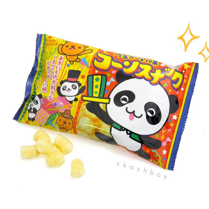 Panda Corn Puffs
