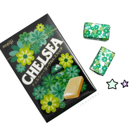 Chelsea Yogurt Candy