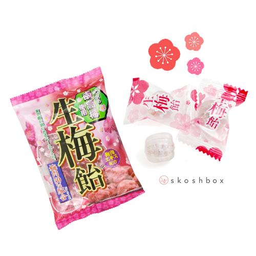 Nama-Ume Candy