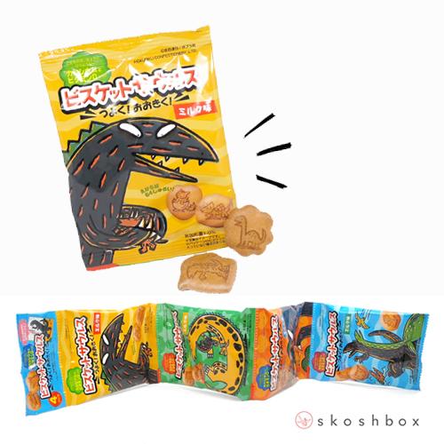Biscuit-Saurus
