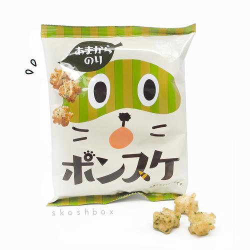 Ponsuke Nori Senbei Bites