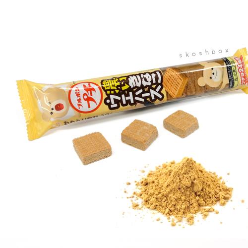 Kinako Wafer Cookies