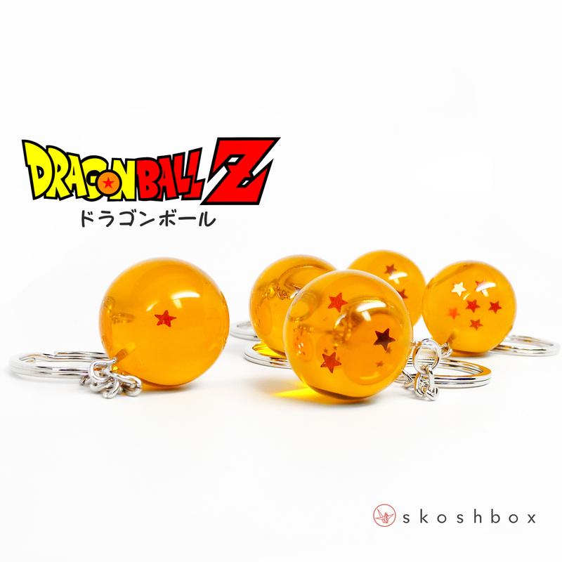 Dragon Ball Z Keychain