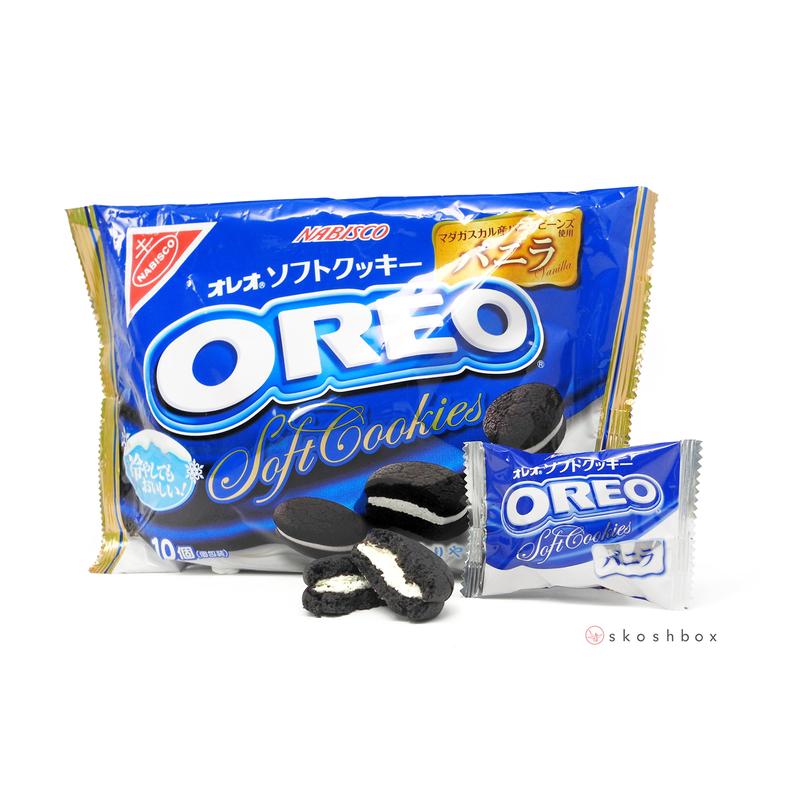 Soft Oreo: Vanilla