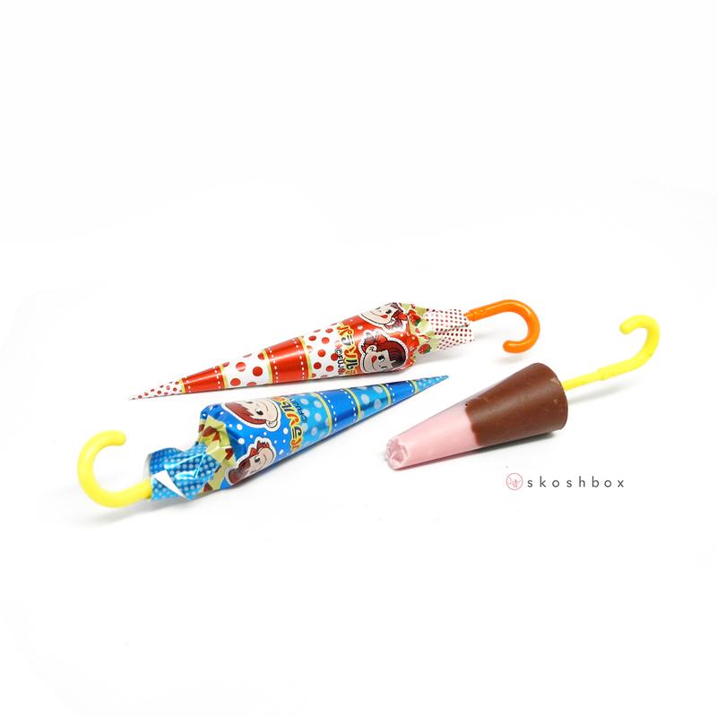 Pekochan Parasol Chocolate Pop