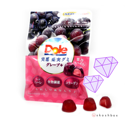 Dole Grape Gummies