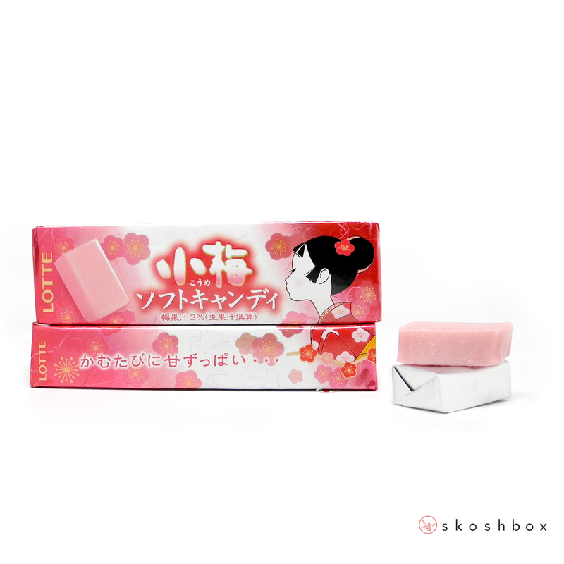 Ume Soft Candy