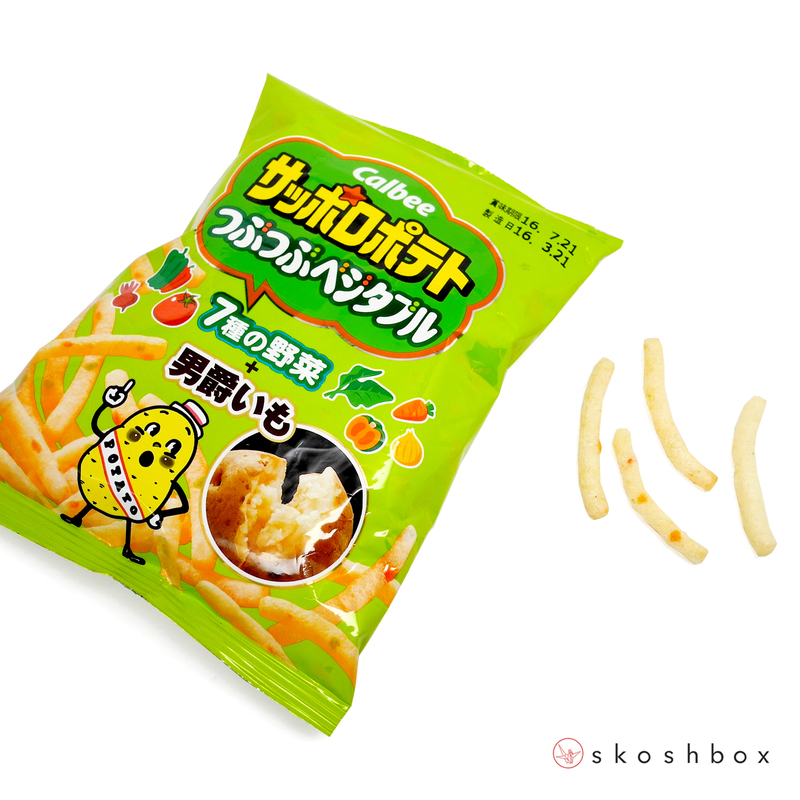 Sapporo Potato: Tsubu Veggie