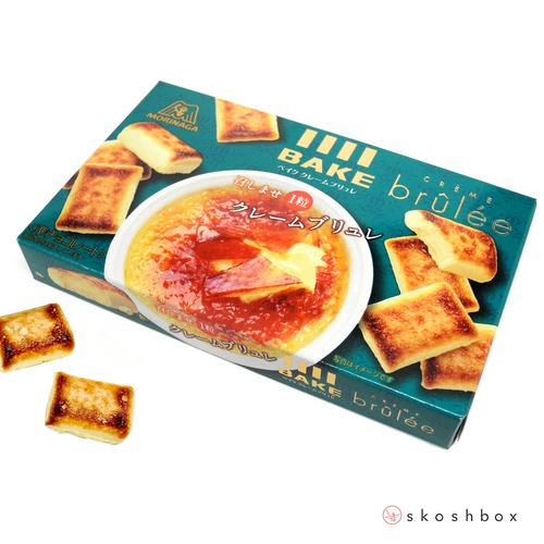 BAKE: Creme Brulee Bites