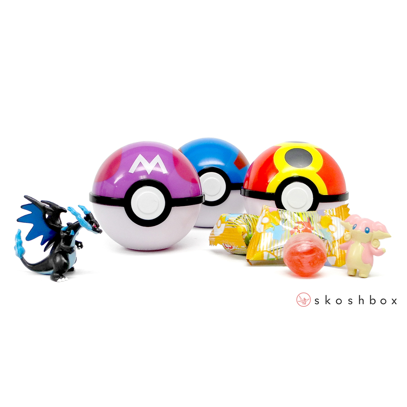 Pokemon XYZ Candy & Toy