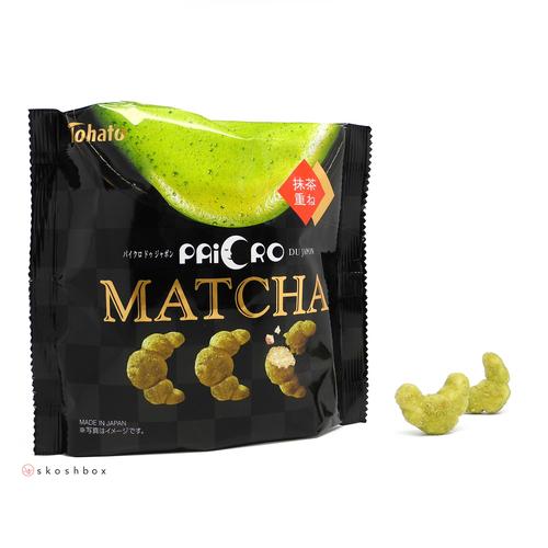 Pai-Cro: Matcha Green Tea