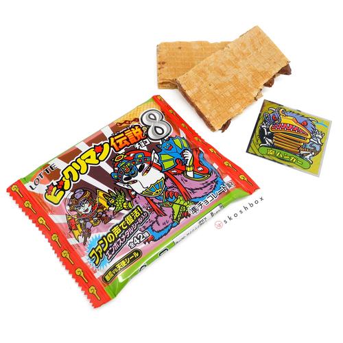 Bikkuriman Choco Wafer