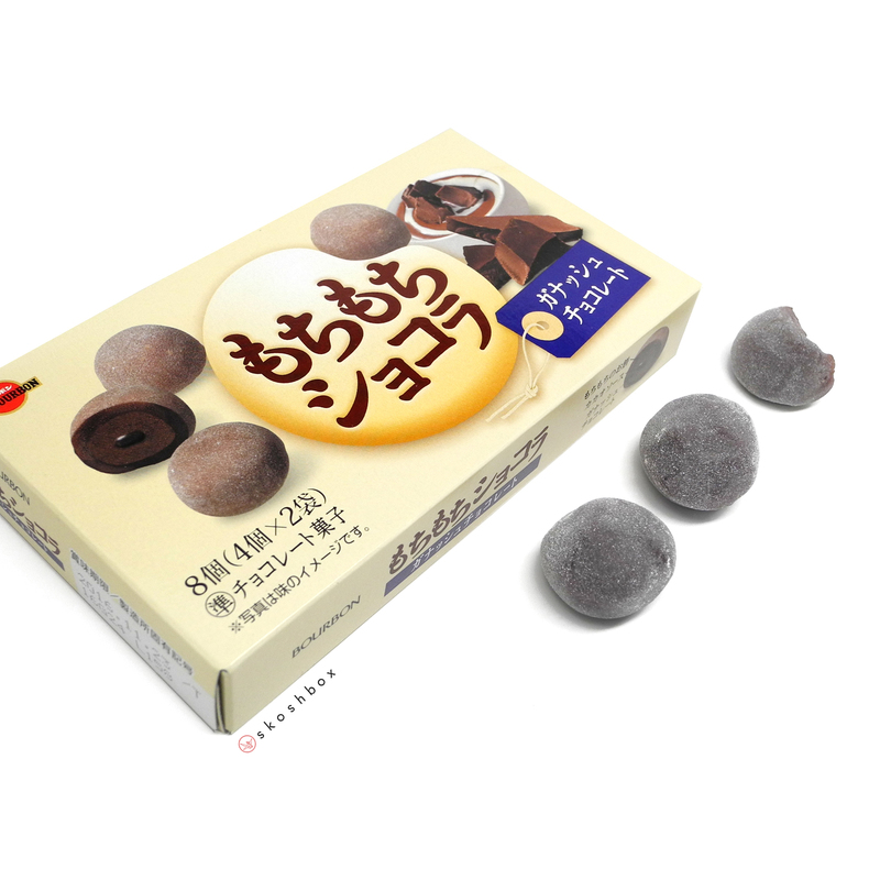 Mochimochi chocolat ganache