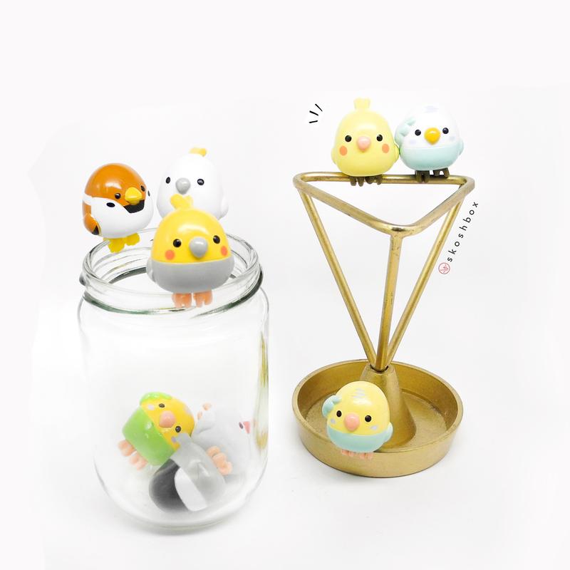 Kotori cup toy