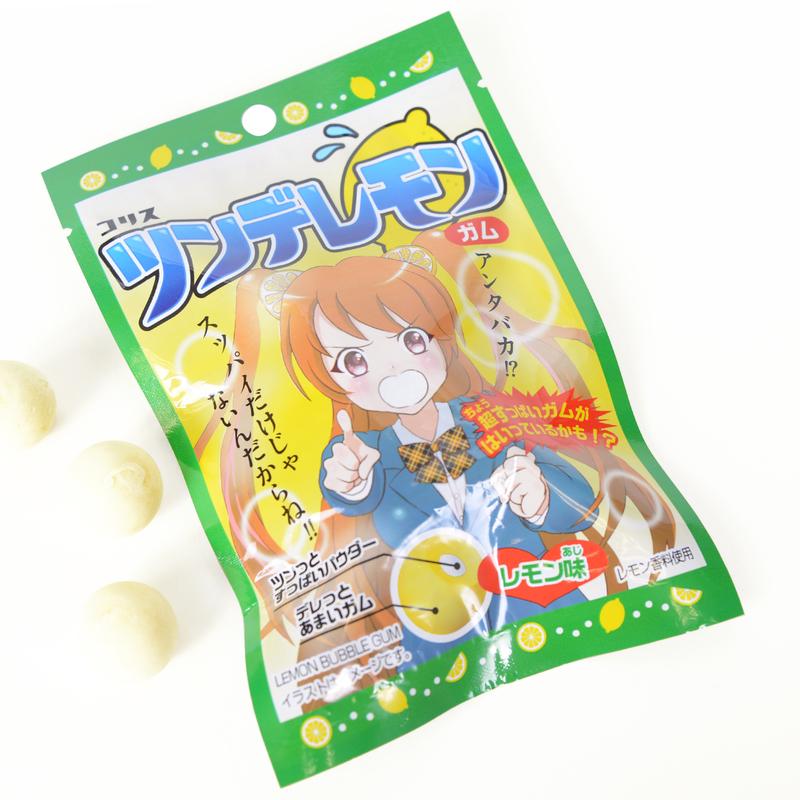 Tsunde-Lemon Gum