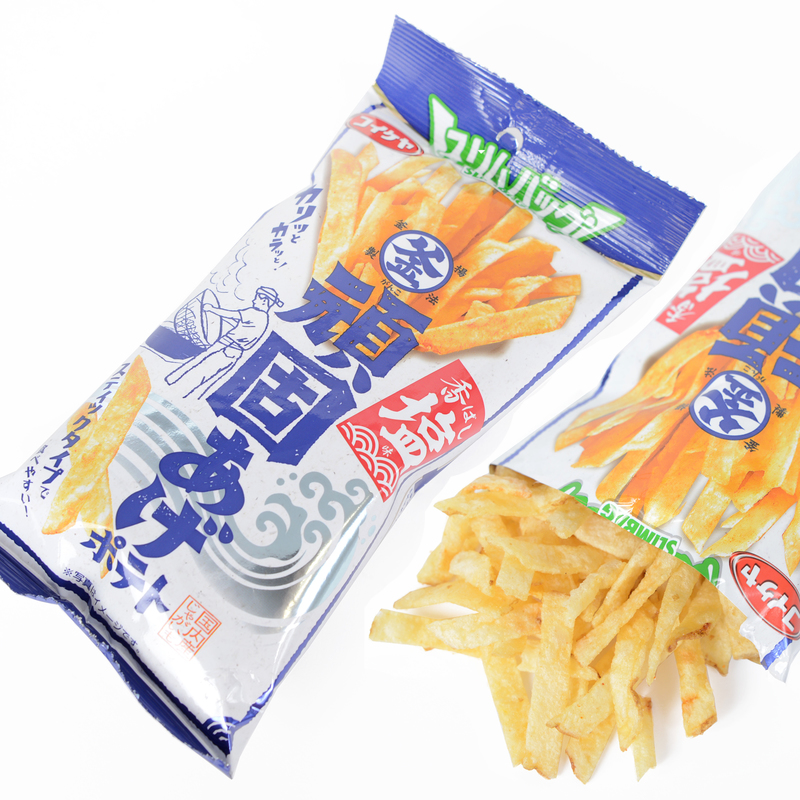 4901335160109 ganko shio potato sticks