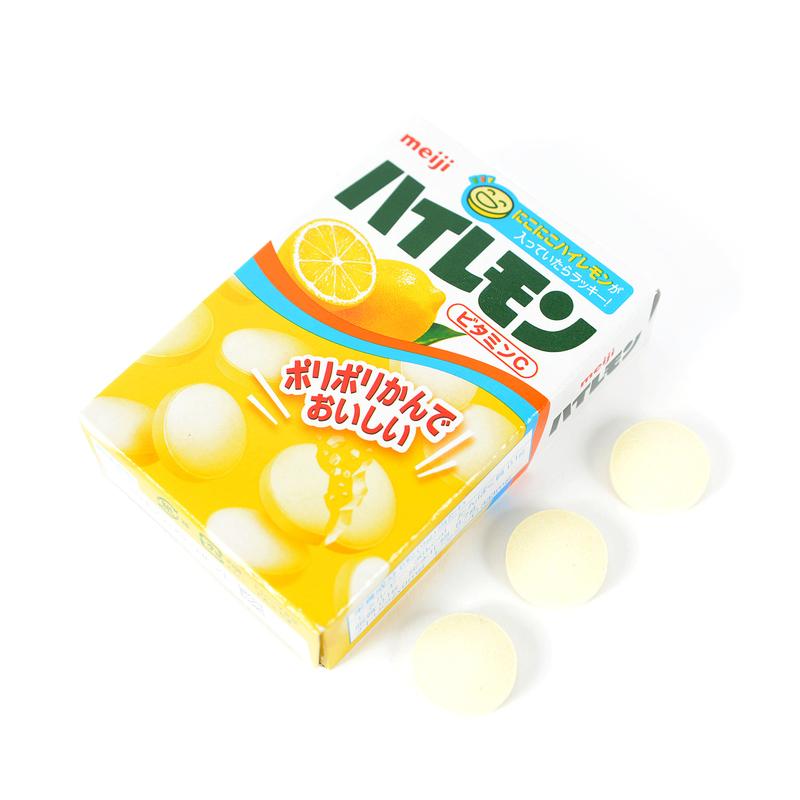 High Lemon Candy