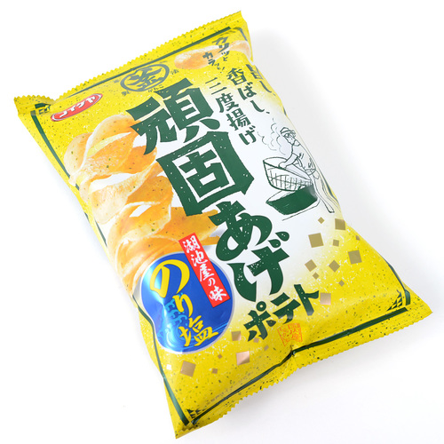 Nori Potato Chips