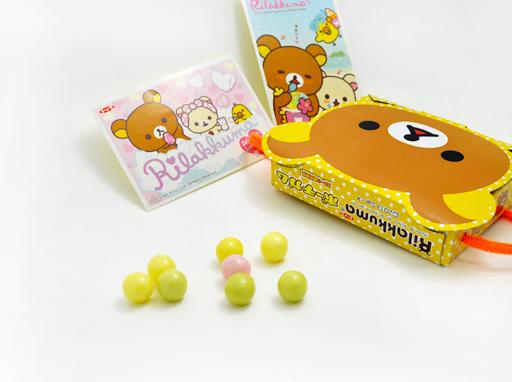 Rilakkuma Gum & Seal Set