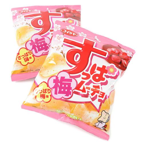 Suppa-Mucho Ume Chips