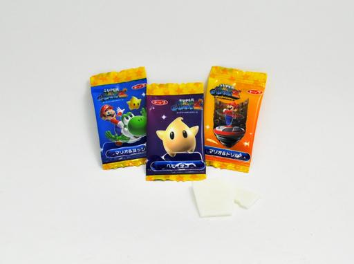 Mario Galaxy Soda Gum