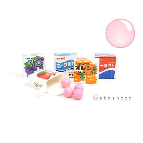 Box gum balls 3.2016