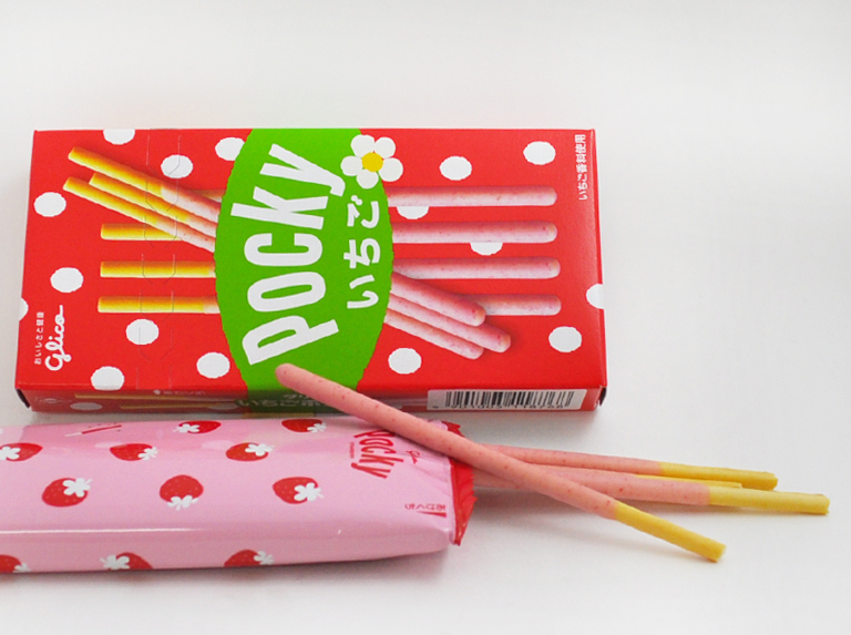 Pocky: Strawberry