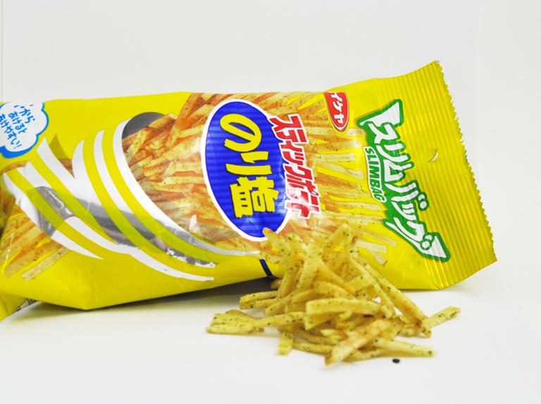 Potato Sticks: Nori